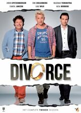 3  DVD-BOX DIVORCE SEIZOEN 2 - CHANTAL JANZEN & WALDEMAR TORENSTRA - NLO - R2