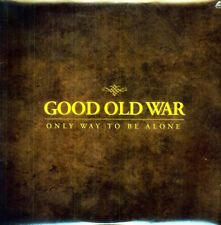 Good Old War - Only Way To Be Alone [New Vinyl] Digital Download