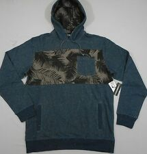 O'NEILL Men's Blue Cotton LS Hoodie Sweatshirt (L) NEW NWT $60