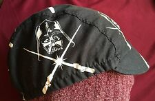 CYCLING CAP STAR WARS DARTH VADER GLOW IN THE DARK 100% COTTON