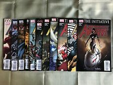 Giant Avengers Comic Book Lot 116 issues Mighty the Initiative Dark