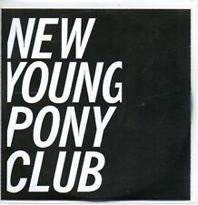 (AA641) New Young Pony Club, Lost A Girl - DJ CD