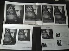 Original 1994 Interview With The Vampire Large 24 x 18 Single Sheet Cut