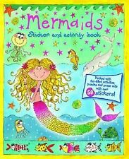 Girls Activity: Mermaids (Sticker and Activity Book), Igloo Books Ltd, Very Good