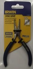 Irwin VISE-GRIP 1773597 5 Inch Transverse End Cutting Pliers With Spring EC4T
