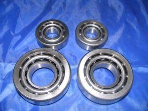 4 Front Wheel Bearings 50 51 52 53 54 Pontiac NEW SET !
