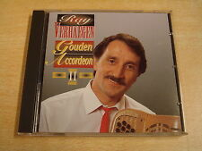 CD / RAY VERHAEGEN - GOUDEN ACCORDEON II