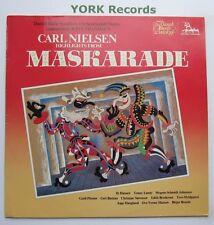 RHM 100 - NIELSEN - Masquerade HANSEN / LANDY / JOHANSEN / PLESNER- Ex LP Record