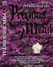 various PRECIOUS METAL MEAT LOAF MARILLION RAINBOW OZZY ANTHRAX CASSETTE ALBUM