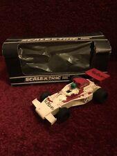 Vintage Scalextric C.127 Marlboro McLaren M23 Racing Car