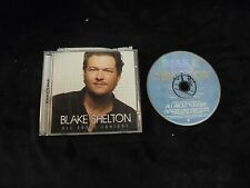 "~~~USED~~ Blake Shelton"" All ABout Tonight""  CD"