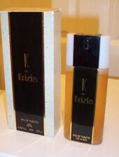 Vtg K de Krizia Eau de Toilette Naturel Spray Nearly 3.38oz Made in Italy