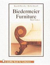 Biedermeier Furniture -  500+ illustrated examples