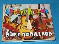 Duke Robillard / Guitar Groove-A-Rama - CD