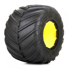 NEW Losi Monster Claw Tire L/R w/insert (2): MTXL LOS45014