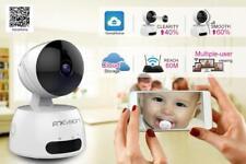 FNK WiFi Wireless IP Camera 1080p 2MP giorno/notte movimento Baby/cucciolo/anziani/telecamera nascosta