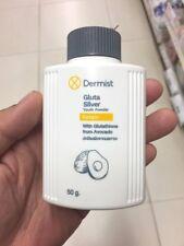 Dermist Gaba Gold Natural Sunscreen Powder Uv Protection Brightening Skin 50g