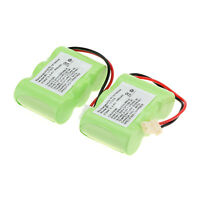 LOT 3.6V 400mAh Cordless Home Phone NiMH Battery Pack For Vtech BT-17333 ER-P512