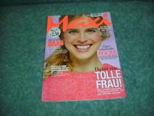 Maxi Zeitschrift 10/2014