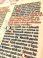 Gutenberg Bible, Bavarian State Library, Facsimile