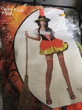 Candy Corn Witch Wicked Halloween Xtra Small