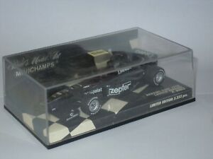 1/43 F1 formule 1 Arrows Hart Launch Diniz 1998 Paul's Model Art Minichamps