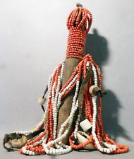 POWER FIGURE NAMJI BEADED DOLL MINI FETISH STATUE PROTECTION CAMEROON ETHNIX