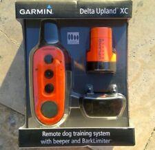 🌟🎈 GARMIN Delta Upland XC Remote Dog Training, Beeper BarkLimiter 010-01470-06