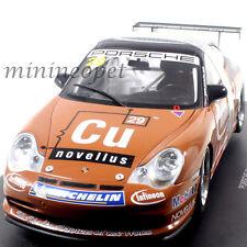 AUTOart 80375 PORSCHE 911 GT3 R ASIAN CARRERA CUP 2003 WINNER 1/18 CHARLES KWAN