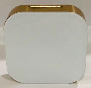 Mr. Steam Aromasteam Steam Head Only White / Polished Brass