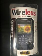 JustWireless Softshell Cover Phone Case for Blackberry Curve 8520/8530 Green