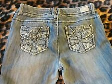Almost famous Womens jeans sz 5 skinny