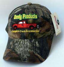 NWT Dandy Products Complete Truck Accessories Adjustable Camo Baseball Cap Hat