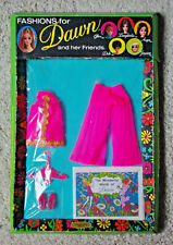Vintage Topper Dawn Doll Fashion Outfit Glamour Jams Mib Nrfb Moc