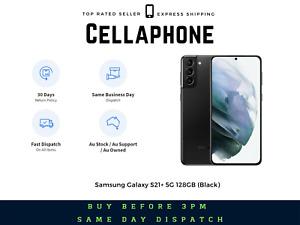 ~~Brand New~~ Samsung Galaxy S21+ 5G SM-G996B - 128GB - Phantom Black - Au Stock