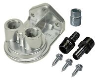 Derale 15728 Engine Oil Filter Remote Mounting Kit