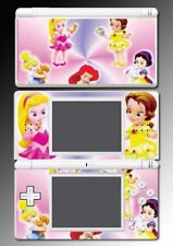 PRINCESS FRIENDS Babyz Video Game Vinyl Decal Skin 2 for Nintendo DS LITE