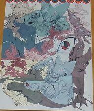 Hiroyuki Imaishi Anime Key Frame Art Collection vol.11 RARE