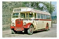 pt8001 - Barnsley Handicapped Services Bus , Yorkshire - photograph 6x4