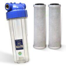 """10"""" wasser-filter-gehäuse 3/4"""" IG 2 Carbono Activo PREFILTRO"""