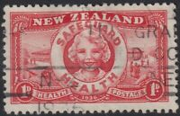 New Zealand - Health Stamp 1936