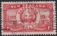 New Zealand - Health Stamp 1936