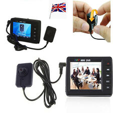 KS750 Angel Eye Video Recorder Pinhole Button Spy Camera Mini Hidden Pocket DVR