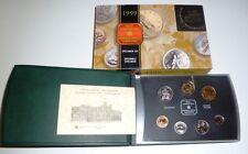 1999 SPECIMEN SET - ROYAL CANADIAN MINT 7-COIN SET - SPECIAL NUNAVUT TOONIE