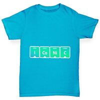 Twisted Envy Boy's Iconic Periodic Table T-Shirt