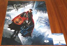 Benedict Cumberbatch Signed 11x14 Doctor Strange Sherlock Bas Beckett