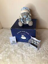 Rare 'TATTY WITH BLUE NOSE FRIENDS' ME TO YOU FIGURINE With Original Box .