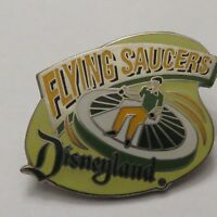 Disney DL 1998 Attraction Series Flying Saucers Pin