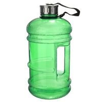 2.2L Large BPA Free Sport Gym Training Drink Water Bottle Cap Kettle Camping Jug