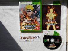Naruto Shippuden Ultimate Ninja Storm Generations - Game PAL - Xbox 360